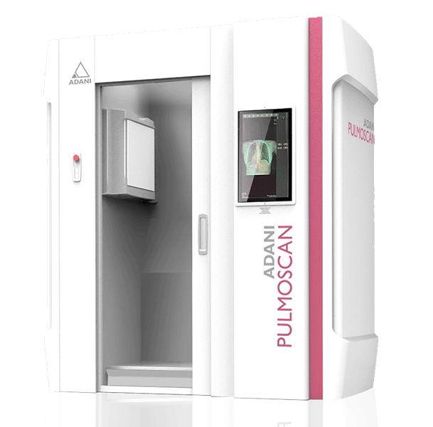 PULMOSCAN cabin solution