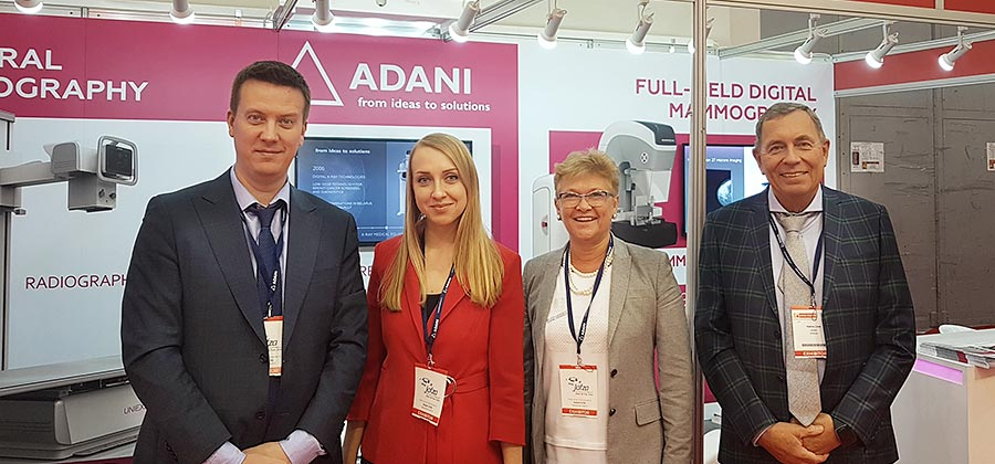 ADANI at ARAHBHEALTH 2017